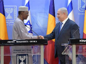 Premierminister empfängt Präsidenten Tschads
