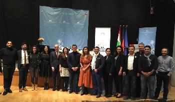 Die Kurdische Gemeinde Deutschland verleiht Friedens- und Integrationspreis 2018