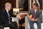 Syriens Chemiewaffen - Netanyahu berät sich mit Jordaniens König