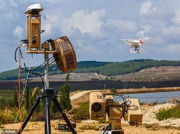 Flughafen Gatwick: Israelischer Drone Dome rettet Weihnachtsurlaub