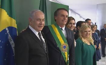 Israel schickt Hilfe nach Brasilien