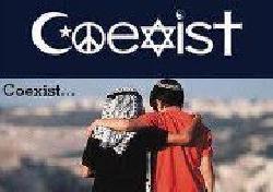 Frieden zwischen Menschen