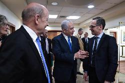 Besuch des neuen deutschen Außenministers in Israel