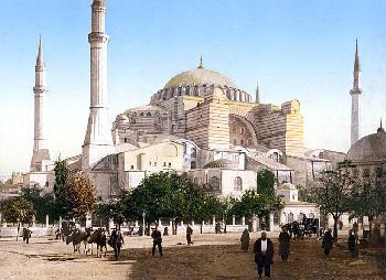 Erdogan: Hagia Sophia kann wieder in Moschee verwandelt werden