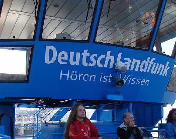 Der Deutschlandfunk und das Mädchen