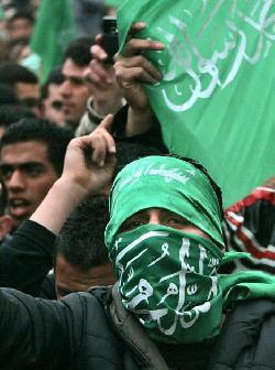 """Hamas ruft zur """"dritten Intifada"""" auf"""