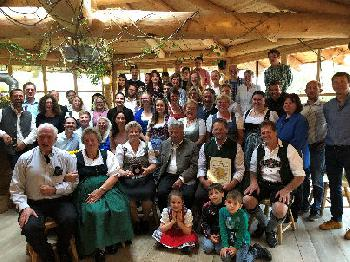 Yad-Vashem-Ehrung in Bayern