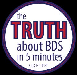 Soll ich BDS-Aktivist werden? Machen Sie diesen Test, um es herauszufinden