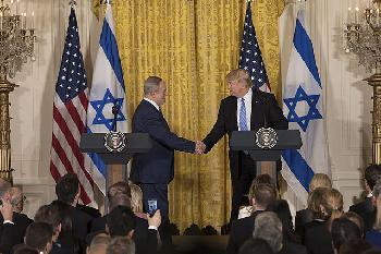 Trump: `Israel weiß selber, wie es sich am besten verteidigt.´