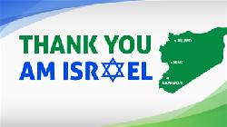 Flüchtling aus Syrien dankt Israel und dem jüdischen Volk