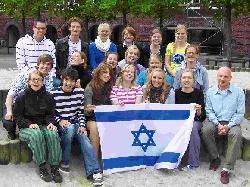 Flensburg und Rishon Le´Zion würdigen Schulaustausch