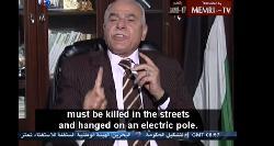 Abbas-Berater ruft zu Mord an Juden auf