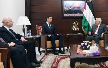 Palästinenser: Der einzig akzeptable Friedensplan