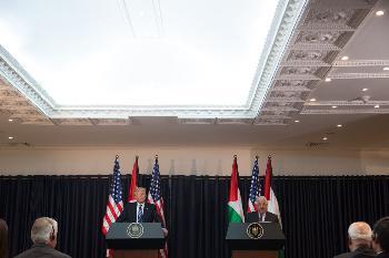 USA stellen Hilfszahlungen an Palästinensische Autonomiebehörde ein