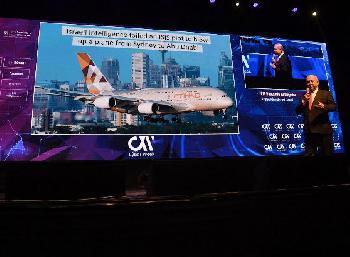 Premierminister Netanyahu bei Cyber Week