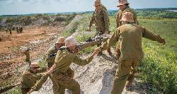 Franzosen dienen in Israel am häufigsten freiwillig