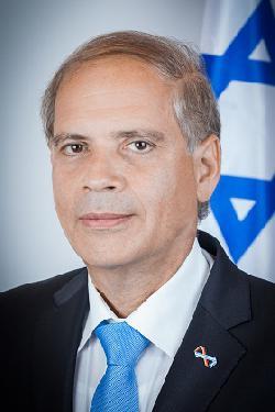Botschafter Yakov Hadas-Handelsman zum Tod von Shimon Peres