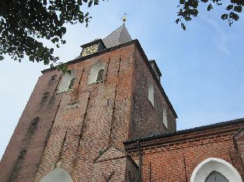 Nordfriesland: Gottesdienst unter Polizeischutz