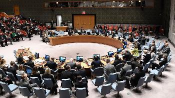 Deutschland übernimmt Sitz im UN-Sicherheitsrat
