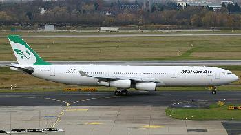 Amerikanische und deutsche Sanktionen erhöhen Druck auf Mahan Air