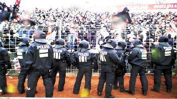 Gebührenerhebung für Polizeieinsatzkosten rechtmäßig