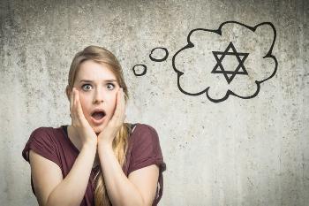Ein antisemitisches Bild namens Pinkwashing