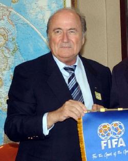 Blatter: Keine Sanktionen gegen israelischen Fußball-Verband