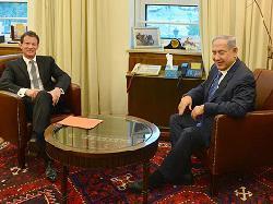 Netanyahu empfängt Valls