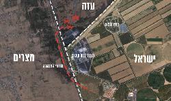 Massive Militärschläge gegen Terrortunnel in Gaza