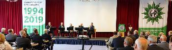 GdP-Bezirk Bundespolizei feiert 25-jähriges Bestehen