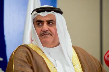 Bahrains Außenminister erkennt Israels Existenzrecht an