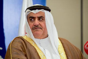 Bahrain: Ohne Iran wäre Friede zwischen Israel und Palästinensern näher