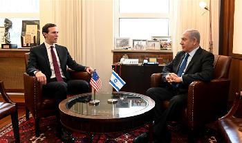 USA und Israel bekräftigen ihre enge und dauerhafte Gemeinsamkeit [Video]