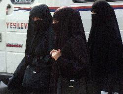 Niederlande erlässt Burka-Verbot