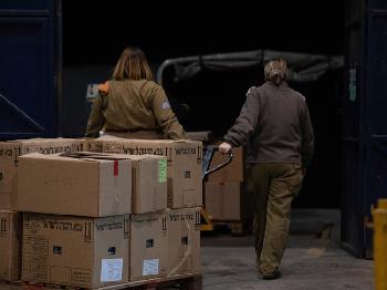 Katastrophenteam nach Brasilien entsandt