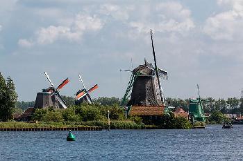 Der Kampf gegen oder für Windmühlen ist sinnlos (Miguel de Cervantes)