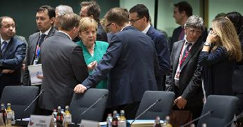 Merkels Krisengipfel: Die Flüchtlings-Lüge