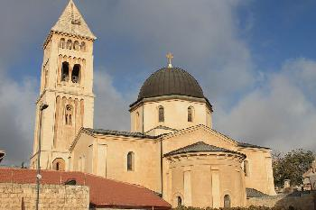 Erlöserkirche Jerusalem – Interimsprobst setzt problematische Tradition fort
