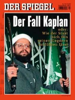 Das Kalifat bringt seelische Erschütterungen