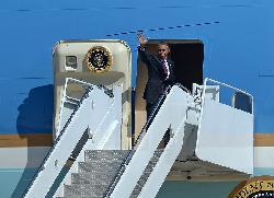 Obama: Aus Angst Non-Stop zurück in die USA?
