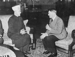 Der Mufti, die Deutschen und die Shoa