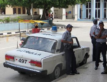 Verhaftungswelle auf Kuba