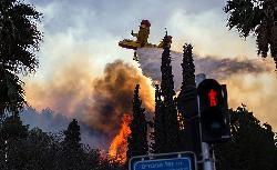 Israel brennt - Deutschland schweigt