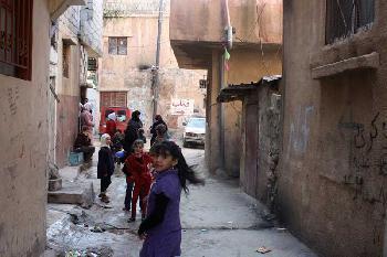 Palästinensische Kinder: Opfer der arabischen Apartheid