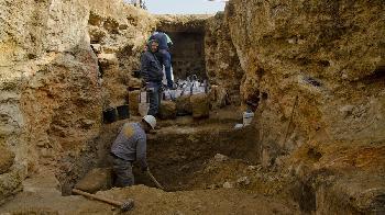 Landwirtschaftliches Dorf aus Hasmonäerzeit gefunden