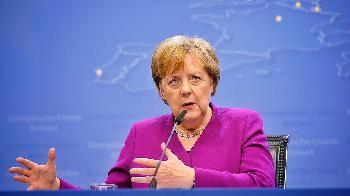 Merkel zum Besuch von US-Außenminister Pompeo