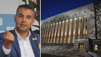 Werden die Sozialdemokraten einen pro-iranischen antisemitischen Abgeordneten in ihren Reihen behalten