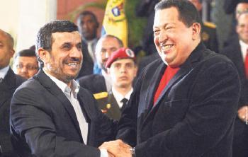 Brothers in Crime: Venezuela und die Terrororganisation Hisbollah