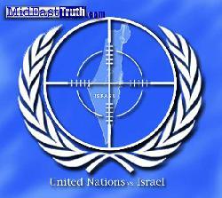 Die 10 schwachsinnigsten antiisraelischen Handlungen der UNO 2017