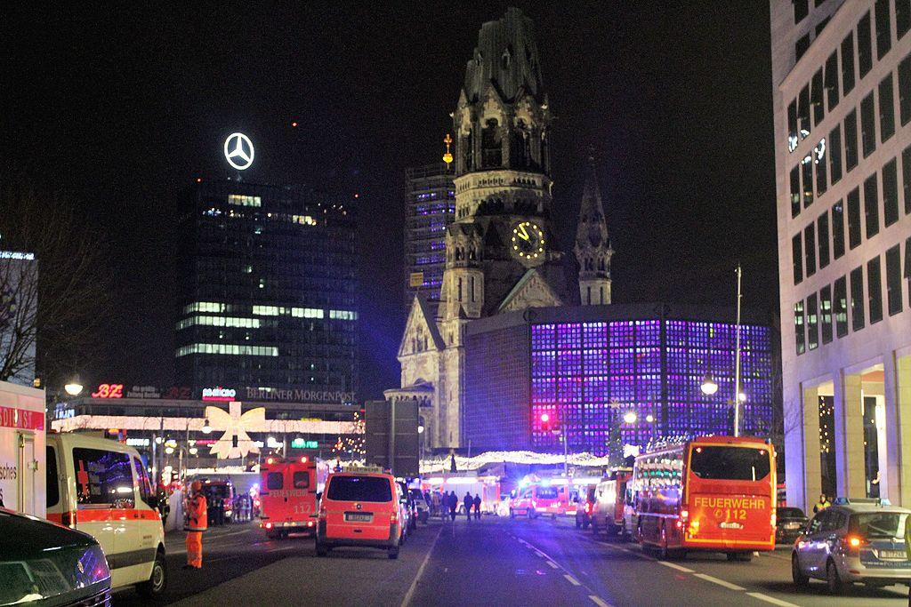 IS Anschlag in Berlin